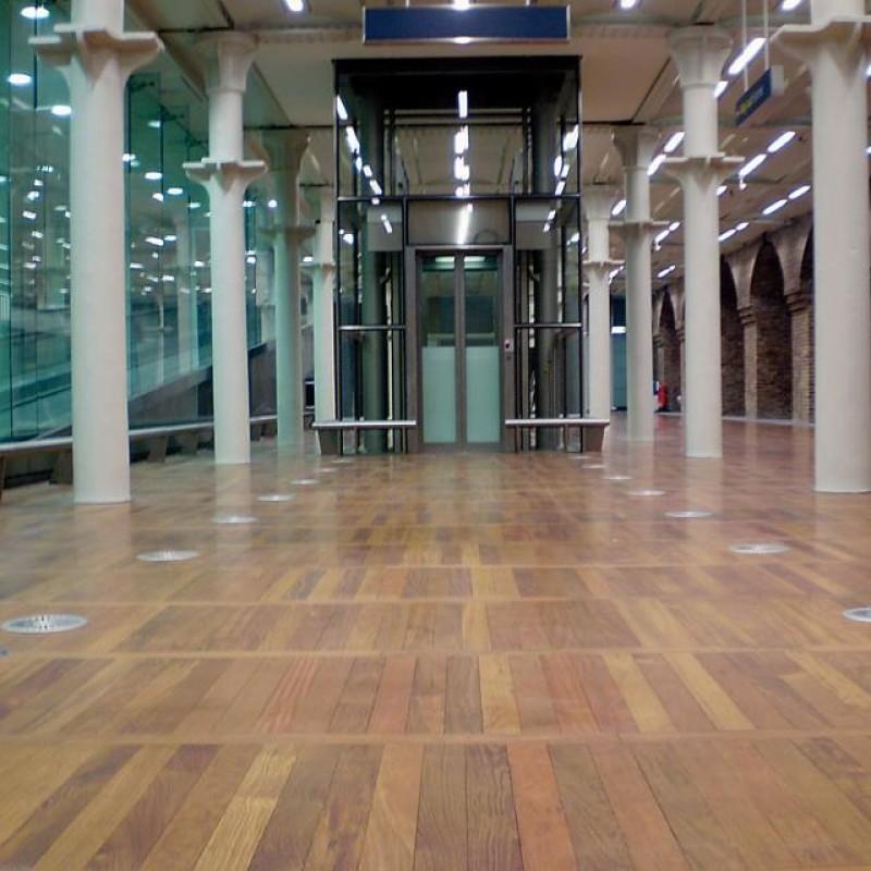 St. Pancras gare