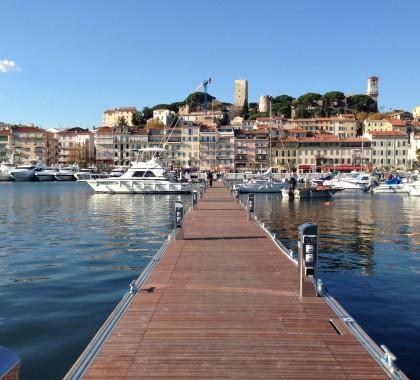 Cannes - vieux port