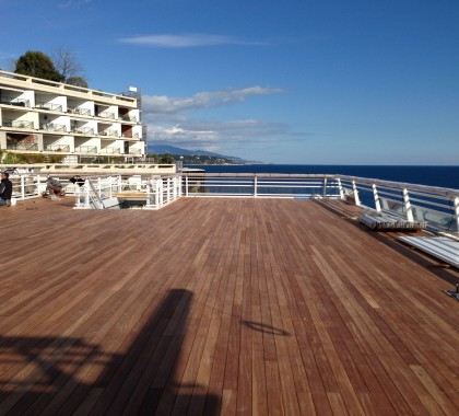 Monaco yachting club