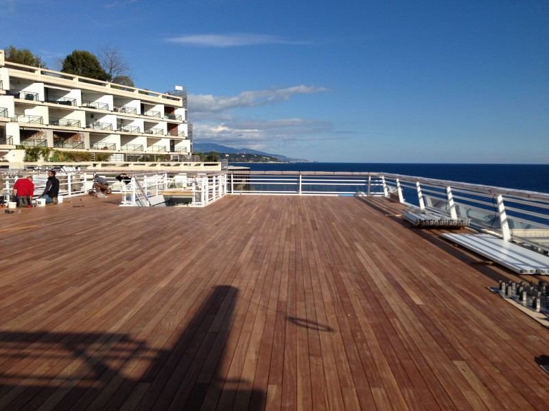 Monaco - Yachting Club - Tali