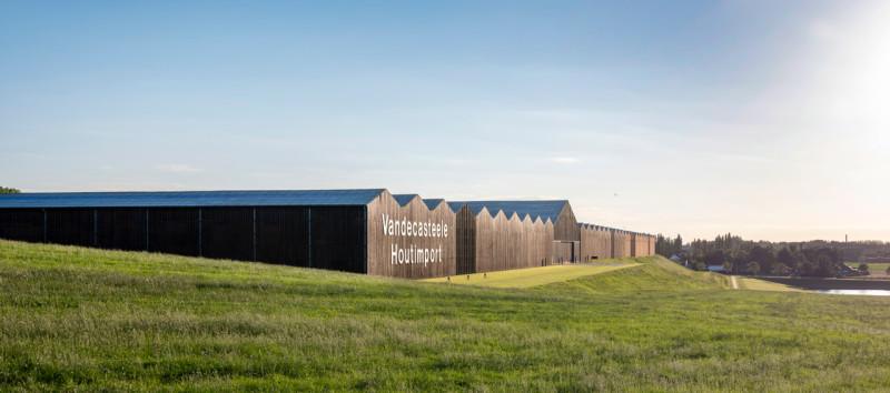 Vandecasteele Houtimport erhält zum 20. Mal in Folge die Voka Charter Sustainable Entrepreneurship