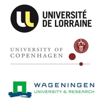 Université de Lorraine / University of Copenhagen / University of Wageningen
